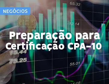 Preparação para certificação CPA-10